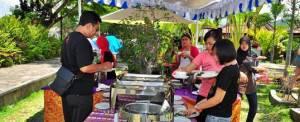 Outing Bali Lunch Toya Devasya 2015
