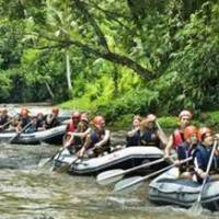 Rafting di Bali - Bali Easy Rafting Telaga Waja