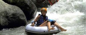 Tanah Wuk Retaurant Bio Adventurer Tubing Action