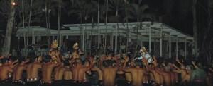 Bali BIrd Park Kecak Dance