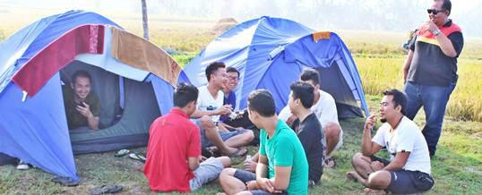 Camping di Bali - Janggar Ulam Camp