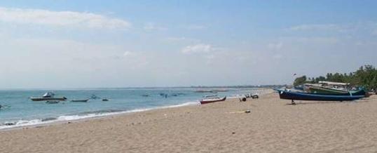 Outbound di Bali - Pantai Jerman Kuta Bali