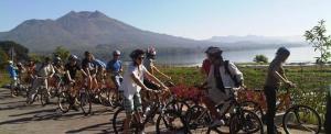 Cycling di Bali Toya Devasya Cycling Kintamani 012016