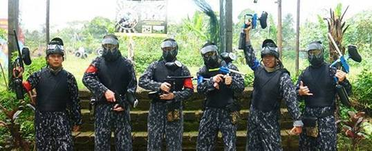 Paintball Bali – Bali Pertiwi Paintball 012016