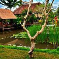 Outbound di Ubud - Warung Janggar Ulam