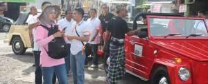 Bali Amazing Race - VW Safari 032015