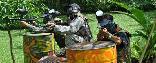 Paintball Bali - Taro Adventure