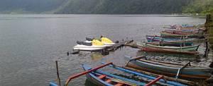 Bedugul Danau Beratan Cano