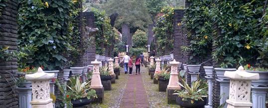 Outbound Bali - Wana Gate