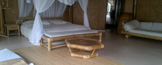 Outbound Bali - Wana Room