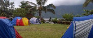Outing Bali Toya Devasya Camping Taro