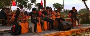 Team Building Bali JU Acustic