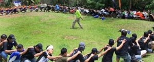 Team Building Bali Puri Ground
