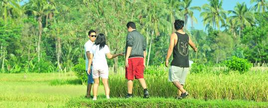 Trekking Di Bali - Luwus Camp