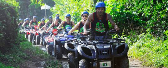 Bali Outbound ATV Wake 3