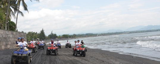 Bali Outbound ATV Wake 4