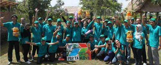 Bali Outbound Amazing Race 1