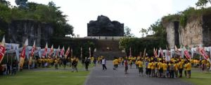 Garuda Wisnu Kencana - GWK Outbound Gathering