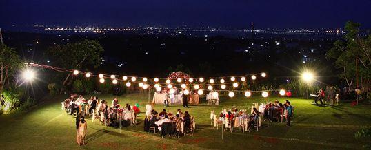 Garuda Wisnu Kencana - GWK Restaurant Open Air