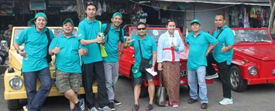 Outbound Bali Amazing Race 2