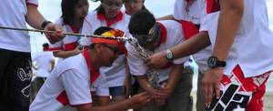 Outbound Bali Kuta Game