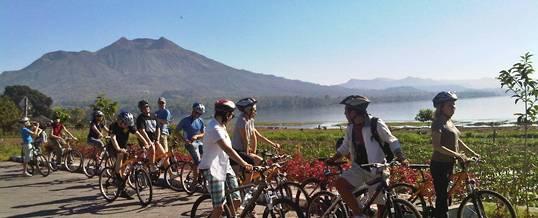 Outing Bali Toya Cycling