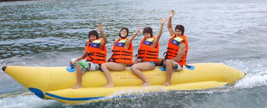 Quicksilver Cruise Bali Banan Boat