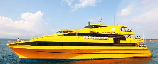 Wisata Adventure Bali Bounty Cruise