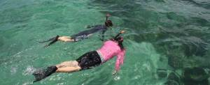 Outbound Bali Snorkling