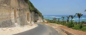 Outbound di Pantai Pandawa