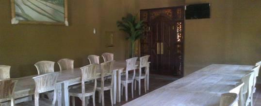 Team Building Bali Meeting Room WSP