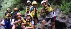 Adventure Bali Tubing Petanu