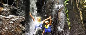Bali Levi Rafting Water Fall
