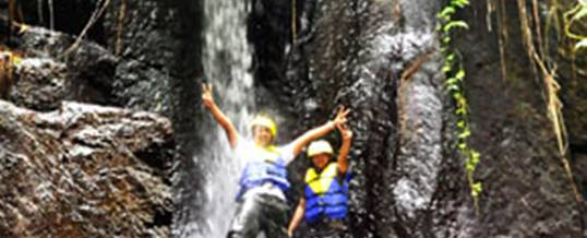 Bali Levi Rafting Water Fall
