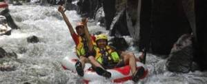 Petanu River Tubing Bali