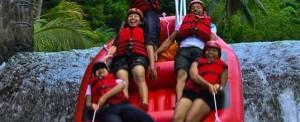 Rafting Bali Arung Jeram Telaga Waja