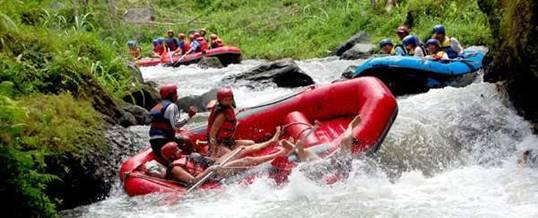 Rafting Bali Telaga Dewata