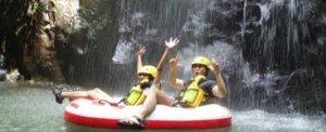 River Tubing Petani Bali