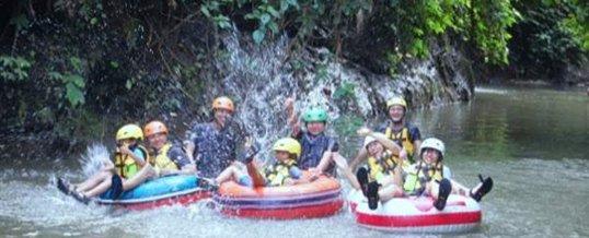 River Tubing di Petanu Bali
