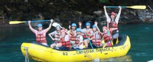 Adventure Whistler Rafting