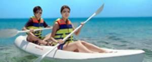 Kayaking Bali Marine Lembongan