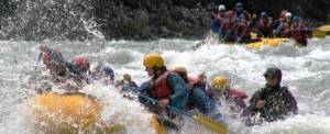 Rafting Whistler Adult
