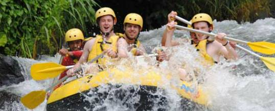 Rafting di Bali Alam Amazing