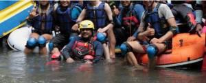 Tubing Bali Bio Adventure Tanah Wuk Aamazing Race