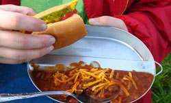 Classic Camping Meals - Franks and Beans