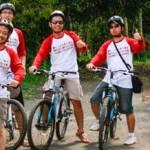 IBPA Cycling Bali Foto Bersama