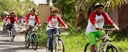 IBPA Cycling Bali On Road