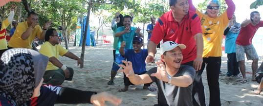 Outbound Malaysian Group - Tri Uma Wisata 2