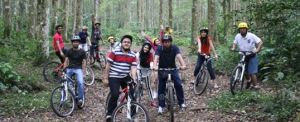 Paket Outbound di Bali - The Sila's Agrotourism Cycling 03 2015
