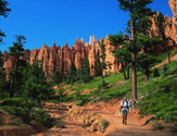 Peek- A-Boo Loop in Bryce Canyon National Park